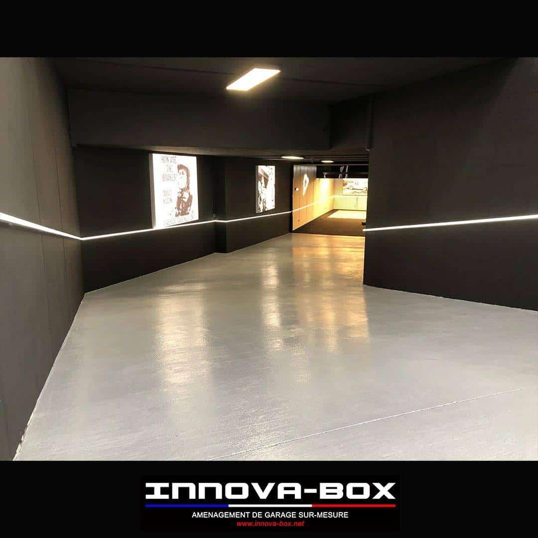 GARAGE LUX GARAGE 8 petite def